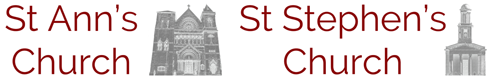 St Ann's Church | St Stephen's Church Dublin Logo